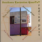 Trading Post - Southern Excursion Quartet - CD coverart