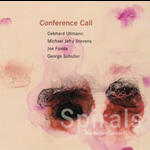 Spirals - the Berlin Concert - Conference Call - CD coverart