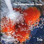 Trio - The Fonda/Stevens Group Trio - CD coverart