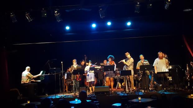 Mountain Chamber Jazz Ensemble