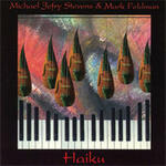 Haiku - Michael Jefry Stevens/Mark Feldman - Leo Records - CD coverart