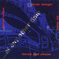 Any Other Time - Nicole Metzger - CD coverart