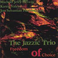 Freedom of Choice - The Jazzic Trio - CD coverart