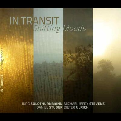"""Shifting Moods -  In Transit Quartet"" - Konnex Records, 2011"