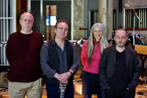 The Core-tet featuring Dame Evelyn Glennie