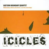 Icicles - Eastern Boundary Quartet - CD coverart