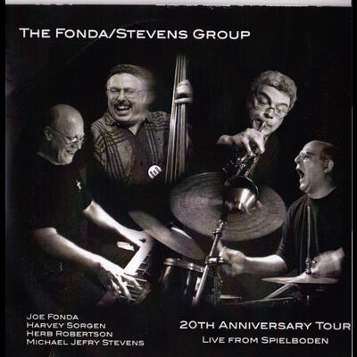 """Live from Spielboden - The Fonda/Stevens Group"" - Artists Recording Collective (ARC) - 2014"