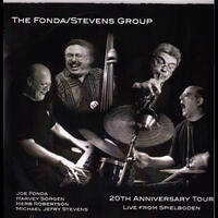 Live from Spielboden - The Fonda/Stevens Group - CD coverart
