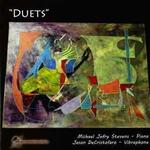 Duets - Stevens - DeCristofaro - Artists Recording Collective (ARC) - CD coverart